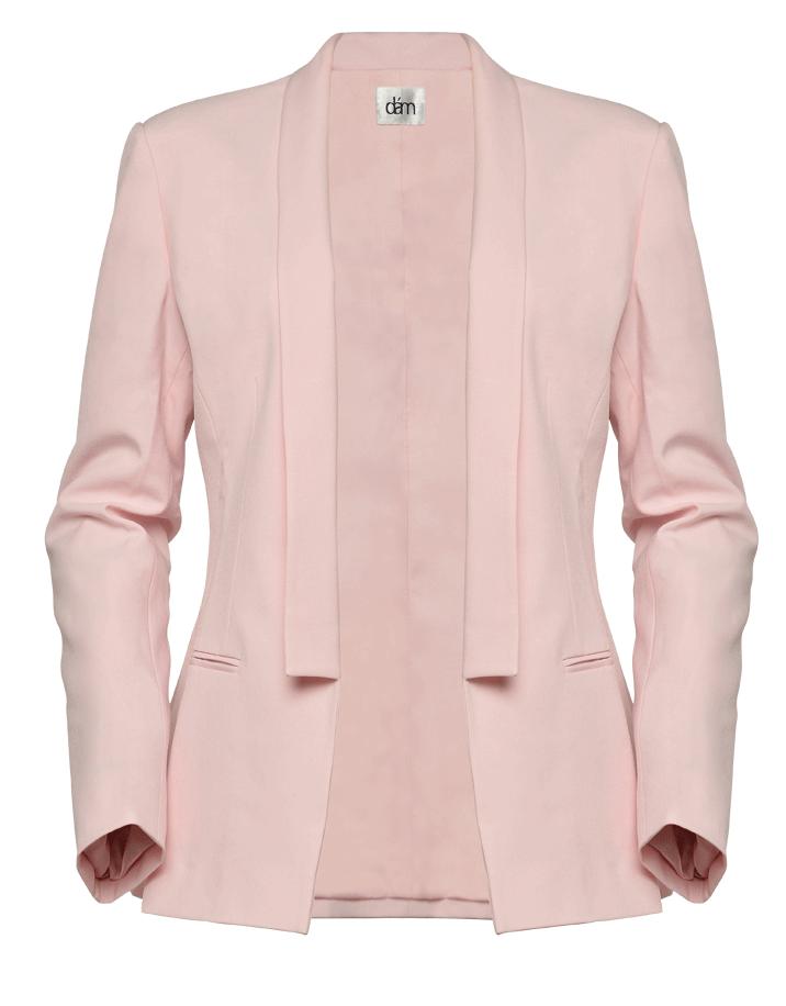 pink blazer for women